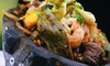 San Jose Taqueria - Woodard: Mexican Food for Two or Four or Mexican Food for Takeout at San Jose Taqueria (Up to 40% Off)