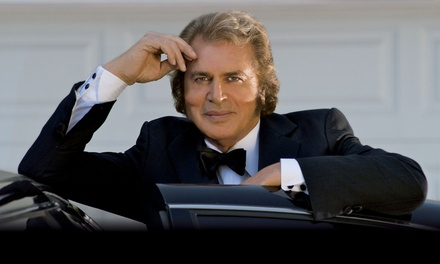 Engelbert Humperdinck at Rialto Square Theatre on Friday, May 8 (Up to 52% Off)