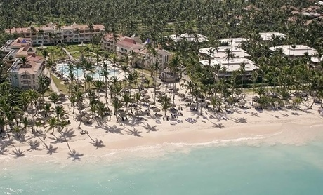 All-Inclusive Trip at Adults-Only Beach Resort