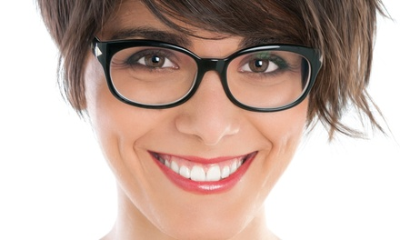 $20 for an Eye Exam and $150 Worth of  Frames and Prescription Lenses at Eye Roc Eyewear ($269 Value)