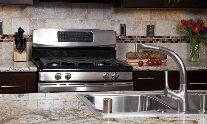 Tip Top Cleaning - Raleigh / Durham: $20 for $45 Worth of Oven Cleaning — Tip Top Cleaning