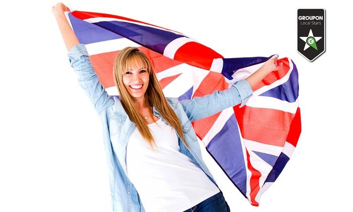 New Europe - New Europe: 6 mesi di corso intensivo di inglese con frequenza libera in zona Piazza Vanvitelli (sconto 92%)