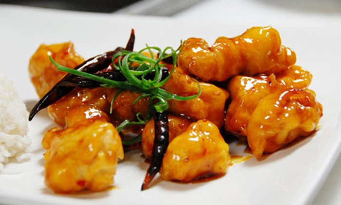 China Grill Bistro - Manhattan Beach: Contemporary Chinese Cuisine at China Grill Bistro (Half Off). Two Options Available.