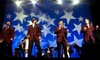 "The Borland Center for Performing Arts - The Borland Center for Performing Arts: Two Tickets to Swing, Buddy Holly, ""Jersey Boys,"" or Sinatra Tribute Concert at the Borland Center (Up to 52% Off)"