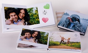 Colorland: Fino a 3 fotolibri Lusso con copertura soft touch da 20 pagine con Colorland (sconto fino a 65%)