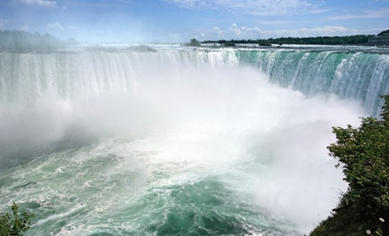 Child or Adult Niagara Adventure Package with IMAX, Butterfly Conservatory, Magic Show, and Two Days of Tours (51% Off)
