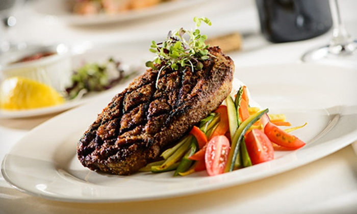 Noto's Old World Italian Dining - Grand Rapids: Four-Course Italian Dinner with Drinks for Two or Four at Noto's Old World Italian Dining (Up to Half Off)