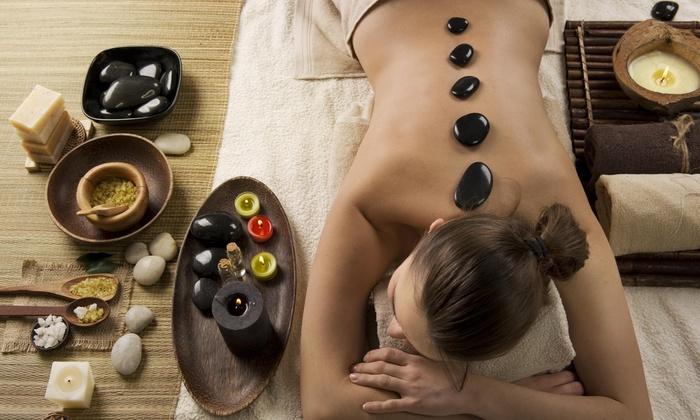 Silver Lining Namaste Massage - Decatur Heights: A 60-Minute Hot Stone Massage at Silver Lining Namaste Massage (50% Off)