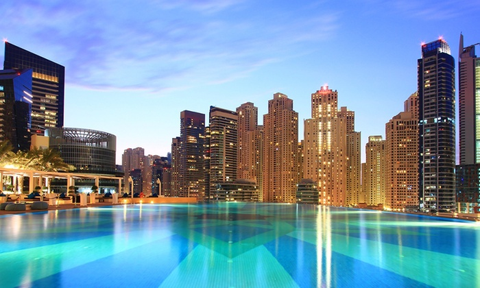 Massage And Pool At The Address Dubai Marina The Spa At The Address Dubai Marina Groupon
