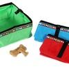 Foldable Travel Pet Bowls (2-Pack)
