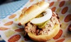 Dickey's Barbeque Pit - Augusta: Barbecue Meal with Sides and Rolls for Up to Four, Six, or Eight at Dickey's Barbecue Pit (Up to 53% Off)