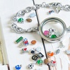 Personalized Jewelry with Locket from Stamp the Moment