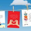 62% Off Greeting Cards from Uncooked