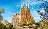 Weekender Breaks - Barcelona: ✈ Barcelona: 2-4 Nights at 4* Eurohotel Gran Via Fira with Flights*