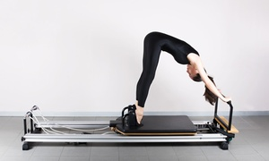 Pilates Chattanooga: One Intro Class and Four or Nine Apparatus Classes at Pilates Chattanooga (Up to 72% Off)