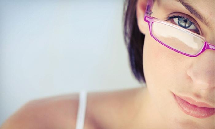 Ellet Vision - Goodyear Heights: $49 for $200 Worth of Prescription Lenses and Frames at Ellet Vision