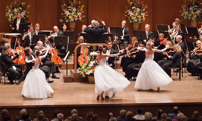 Salute to Vienna  - Ruth Eckerd Hall: Salute to Vienna: New Year's Concert on December 31 at 8 p.m.