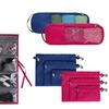 Travel Accessories Bag, Laundry Bag, Hanging Bag, or 3-Piece Pouch Set