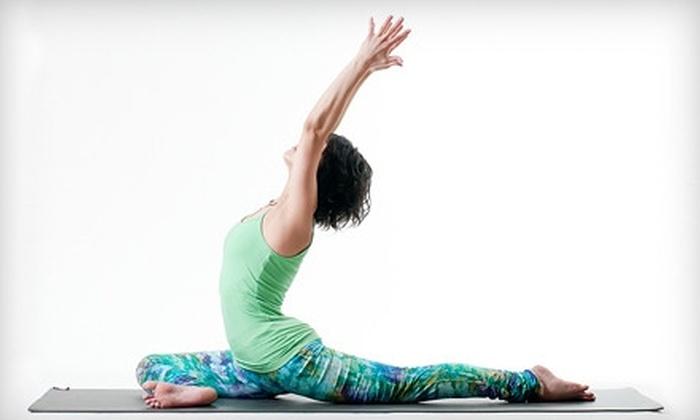 Cascade Yoga Studio - Grand Rapids: $39 for 10 Drop-In Yoga Classes at Cascade Yoga Studio ($90 Value)