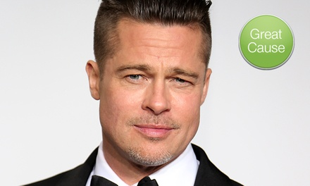 groupon daily deal - Make It Right with Brad Pitt, Bruno Mars, Kings of Leon and more: Buy or Win an Epic New Orleans Trip for Two