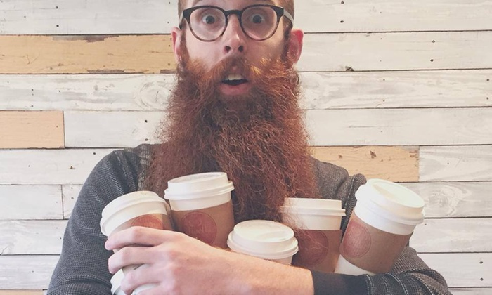Dwell. Coffee + Nosh - Downtown Burleson: $11 for $20 Worth of Coffee — Dwell. Coffee + Nosh