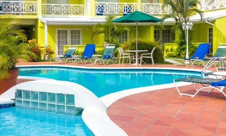 4-Star Caribbean Resort on St. Lucian Beach