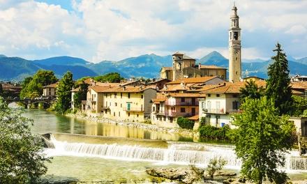 Val Camonica: camera con colazione o mezza pensione per 2 con ponti a 39€euro