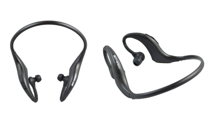 Emerson Wireless Bluetooth Stereo Headphones: Emerson Wireless Bluetooth Stereo Headphones (EM510). Free Shipping.