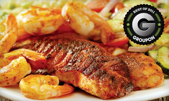 Joey's Seafood Restaurant - Haysboro: Seafood for Two or Four at Joey's Seafood Restaurant (Half Off). Two Options Available.