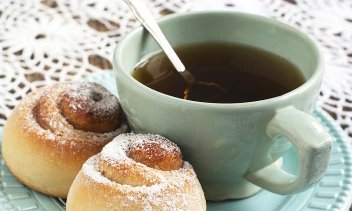 Cranford Cove Tea Tavern - Greeley: Tea and Cafe Fare at Cranford Cove Tea Tavern (50% Off). Two Options Available.
