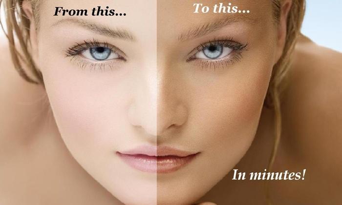 Natural Beauty Spray Tans, LLC - Natural Beauty Spray Tans, LLC: Up to 50% Off Spray Tan at Natural Beauty Spray Tans, LLC