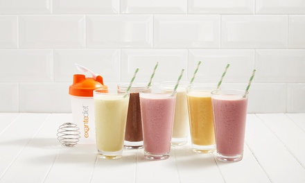 Exante Diet Meal Replacement Shakes: Two £22.99 or FourWeek £39.99 Supply With Free Delivery