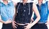 Hybrid & Co Women's Denim Vest: Hybrid & Co Women's Denim Vest