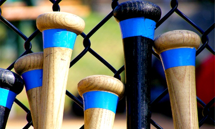 Sluggers - Sluggers: $15 for One Hour of Batting Practice at Sluggers ($30 Value)