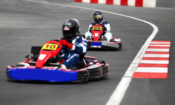 Phoenix Indoor Karting - Phoenix: Four, Six, or Eight-Race Go-Kart Package with Two R/C Rentals at Phoenix Indoor Karting (Up to 58% Off)