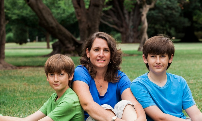 Alister Photography - Sacramento: $33 for $175 Worth of family portrait photography at Alister Photography
