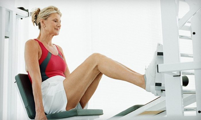 Ocala Women's Fitness - Ocala: $20 for Two Months of Exercise Classes at Ocala Women's Fitness (Up to $280 Value)