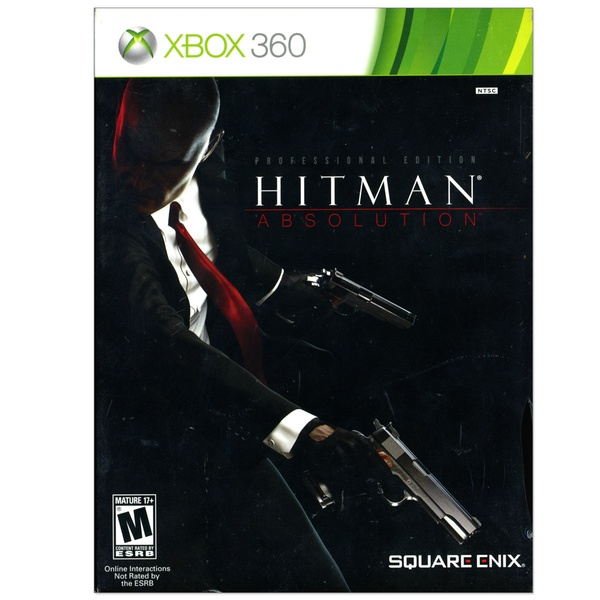 Hitman Absolution Collector S Edition For Xbox 360 Groupon