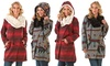 Steve Madden Women's Blanket Coat: Steve Madden Women's Blanket Coat