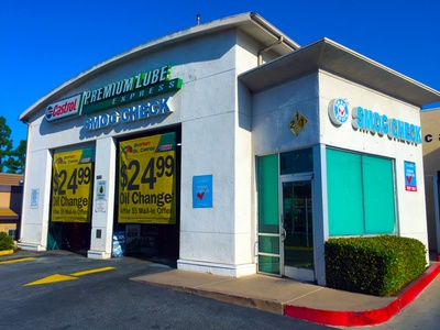 Castrol Oil Change >> Daily Deal Offer Castrol Premium Lube Express Smog Check And Oil