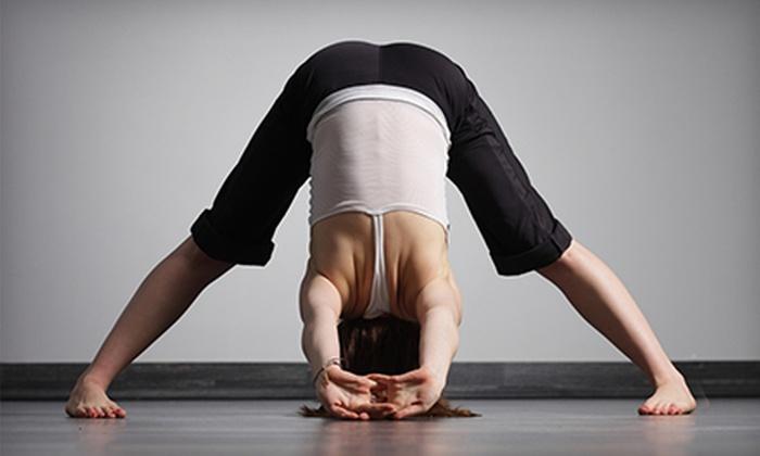 Sangha Yoga - Mechanicsburg: 5, 10, or 15 Yoga Classes at Sangha Yoga (Up to 79% Off)