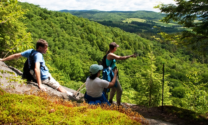 New Life Hiking Spa - Killington: Three- or Nine-Night Stay for Two at New Life Hiking Spa (Up to 18% Off)