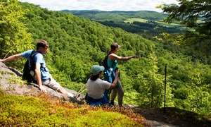 New Life Hiking Spa: Three- or Nine-Night Stay for Two at New Life Hiking Spa (Up to 18% Off)