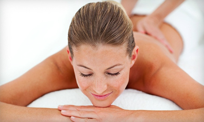 The Enchanted Cottage - Red Bank: One or Three 60-Minute Swedish or Deep-Tissue Massages at The Enchanted Cottage in Red Bank (Up to 59% Off)