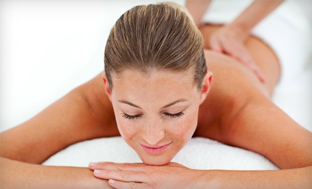 60-Minute Swedish or Deep-Tissue Massage (a $80 value) - The Enchanted Cottage in Red Bank
