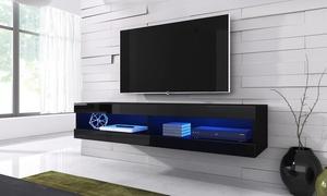 Meuble TV Volanti LED 150cm