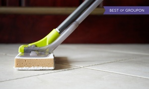 Atlantic Oceans Inc.: Tile and Grout Cleaning for 200 or 400 Square Feet from Atlantic Oceans Inc. (50% Off)