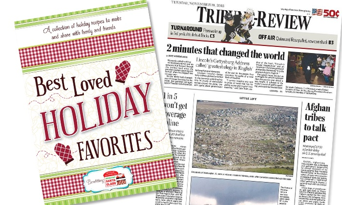 """Trib Total Media: $12 for a One-Year Subscription to the Sunday """"Tribune-Review"""" from Trib Total Media ($62 Value)"""