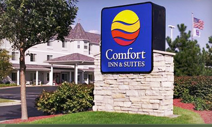 Comfort Inn and Suites Geneva - Geneva: $139 for a Two-Night Stay for Two at Comfort Inn and Suites Geneva (Up to $307.98 Value)