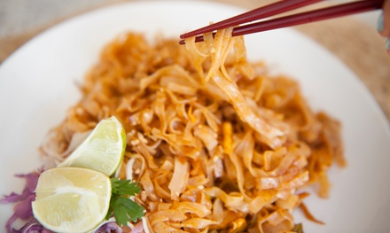 $11 for $20 Worth of Thai Food and Drinks at Thai Lanna